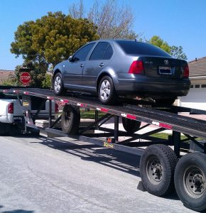 Transportation of your car should be included in your moving budget.
