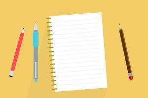 Make a moving checklist.