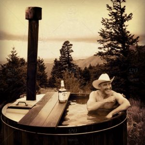 It\s easier if you hire hot tub movers