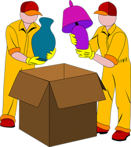 Movers animated picture