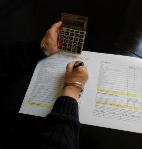 Make a moving budget plan.