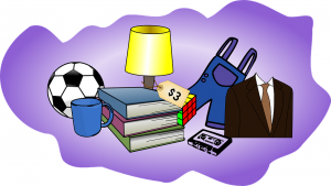 Garage sale is a great way to save money on a long distance move.