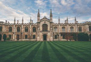 A large university.