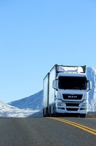 a truck of long distance movers
