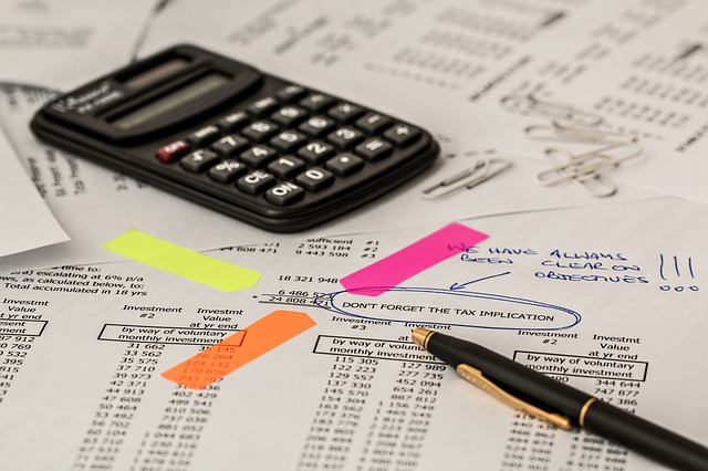 Calculator - tax-deductible moving expenses