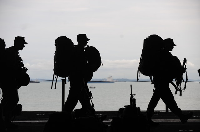 Soldiers moving to look for in military moving professionals.