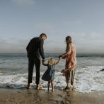 It is very important to prepare your family-man woman and child on the beach- for moving abroad.