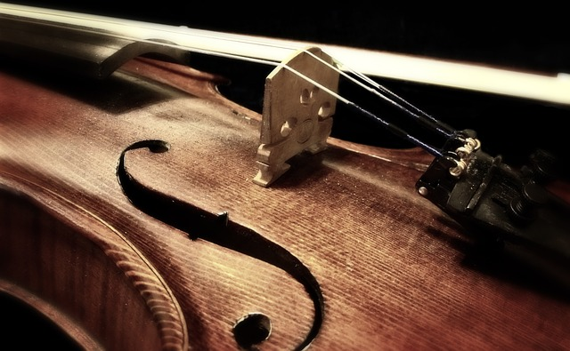 Storing musical instruments, such as a violin, should be done properly