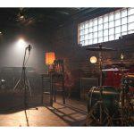 A studio basement