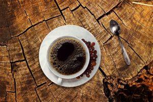 Take a coffee break when you start to feel tired.