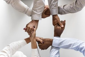 Team building as a way to motivate moving companies employees.