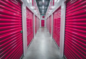 must-have storage security measures - in-door pink storage units