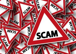 sign of moving scam