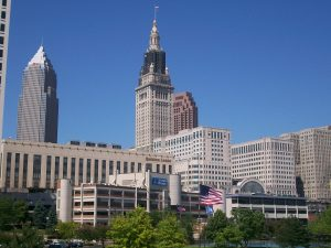 moving to Cleveland - Cleveland buildings