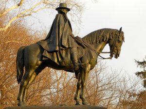 statue in philedelphia