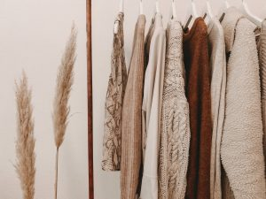 prevent mold in your in-home storage so your clothes on the hangers can stay in good condition