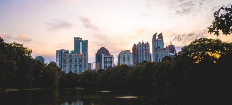 buildings in Atlanta