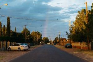street in El Paso
