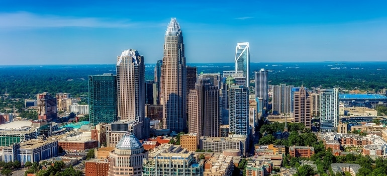 Charlotte as one of the cities for Your New Home