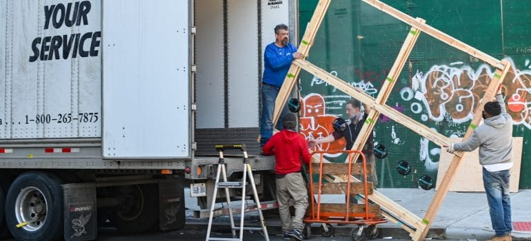 experienced interstate movers